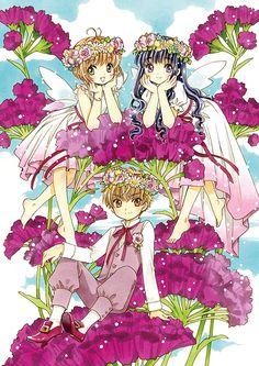 Erin saved to whiteClear card sakura! Manga Anime, Anime Art, Cardcaptor Sakura, Sakura Sakura, Kakashi, Naruto, Otaku, Xxxholic, Card Captor