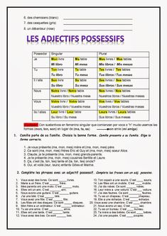 French Language Basics, French Language Lessons, French Language Learning, French Lessons, Basic French Words, French Phrases, How To Speak French, Learn French, French Expressions