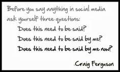 Social media posting tip :)
