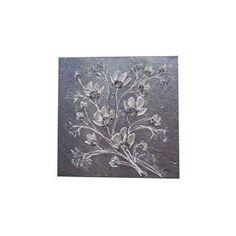 """Quadri floreali. """"Fiori piccoli argento"""" Il quadro piccolo argento, rappresenta un mazzo di fiori dalle tonalità monocromatiche. Può essere considerato come un piccolo accessorio da inserire in un ambiente dai colori moderni e raffinati. Ideale come pensiero da regalare!"""