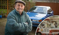 Giovanni Rozzo has been driving for more than eight decades and says has no intention of hanging up his car keys. Amazingly, the grandfather-of-four from Cambridge has only ever had two speeding fines and one parking ticket during his staggering motoring career. And he insists he has never had caused damage to another motorist or had an accident.