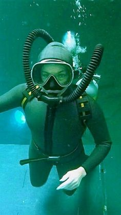 Final, sorry, underwater vintage woman can