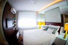 Decoração: quartos de casal precisam ser confortáveis e aconchegantes