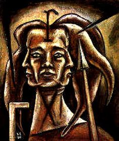 xul solar / Argentine painter, writer.