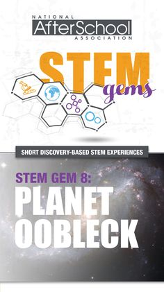 Add art, storytelling and design to turn a classic STEM inquiry into a STEAM (STEM + ART) activity. Download NAA's latest #STEMGem, Planet Oobleck, here: http://bit.ly/2bM8EkO