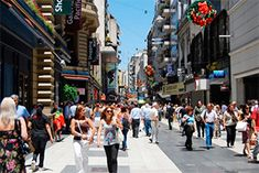 calles de argentina buenos aires -