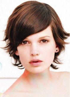 Cute Short Hairstyle Ideas | http://www.short-haircut.com/cute-short-hairstyle-ideas.html