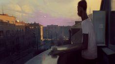Динамичные и запоминающиеся работы художника Sergey Kolesov (aka Peleng)