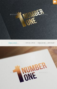 King  Logo Design Template Vector #logotype Download it here: http://graphicriver.net/item/king-logo/2551571?s_rank=122?ref=nexion