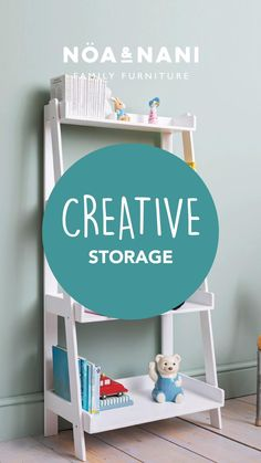 Clear away the clutter with our smart storage solutions! Spring cleaning? Done! Creative Storage, Smart Storage, Family Furniture, Kids Bunk Beds, Bedroom Accessories, Open Plan Living, Bedroom Storage, Spring Cleaning, All Design