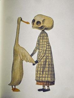 Maki w Giverny: O śmierci w książkach dla dzieci