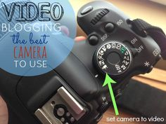 Are you vlogging? An amazing roundup of cameras for video from blogging couple @dollarsandroses. Their fave? Canon.