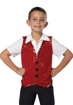 11358 - Guy Vested Shirt colors: 52 Red, 63 Kelly by A Wish Come True Christmas Dance Costumes, Christmas Pageant, Jazz Dance Costumes, Wish Come True, Beautiful Costumes, Jingle Bells, Colorful Shirts, Guys, Outfits