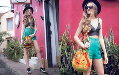 From Cali with Love & Mountain Mist - Mochila Bags