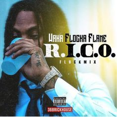 """Waka Flocka Flame (@WakaFlocka) Drops Unofficial Flockmix - """"R.I.C.O."""" [Music]- http://getmybuzzup.com/wp-content/uploads/2015/08/Waka-Flocka-Flame.jpg- http://getmybuzzup.com/waka-flocka-flame-drops-unoff/- Waka Flocka Flame gives fans a hat-tip of appreciation in advance of his upcoming highly anticipated Flockaveli 2 album release by giving fans """"R.I.C.O.,"""" an unofficial remix of the controversial record heard on Meek Mill'sDreams Worth More Than Moneyfeaturing D"""