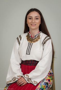 Camasa din Baragan Bell Sleeves, Bell Sleeve Top, Costumes, Blouse, Long Sleeve, Beautiful, Tops, Women, Traditional