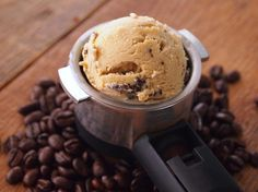 Authentic Gelato Recipes: Coffee Gelato Recipe