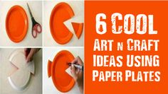 Paper plates can be quite useful. Check out 6 cool art and craft ideas using paper plates to keep your kids busy during monsoon at http://thechampatree.in/2015/08/17/art-and-craft-ideas/ #Monsoon #ArtandCraftIdeas #KidsActivity