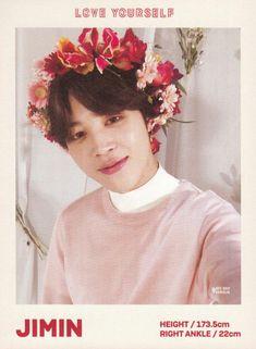 BTS Love Yourself Program Book Photocard Yoongi, Bts Jungkook, Namjoon, Hoseok, Taehyung, Seokjin, Jimin Selca, Park Ji Min, Busan