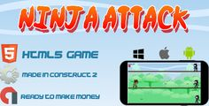 cool Ninja Attack (Games)