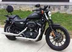 Harley-Davidson 2013 Sportster® Iron 883™ Victory Motorcycles, Cool Motorcycles, Harley Davidson Iron 883, Harley Davidson Motorcycles, Motorcycle Design, Motorcycle Bike, Chopper, Motos Harley, Sportster Iron