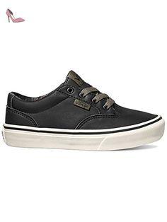EnfantGrismte Tornadoasphalt HiSneakers Hautes Vans Mixte Sk8 c54RAjq3L