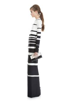 Pieced Long T-Shirt Dress - Marc Jacobs