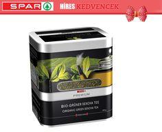 SPAR Prémium Bio zöldtea 160 g / Pineld, és nyerd meg!