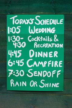 Summer Camp Wedding.....my wedding would be alcohol free, but I love the idea of a bonfire at a summer wedding in the evening....so romantic!