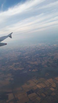 Primul zbor singură Airplane View
