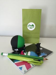 Kid's party bag. Kids stationery and accessories ready made to make life easier. www.tinc.net.au