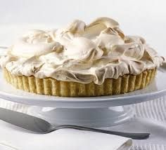 Lemon meringue pie is the best dessert after a sumptuous meal. Lemon is the ideal ingredient to use for the pie because it gives a tangy and sweet taste that is Bbc Good Food Recipes, Pie Recipes, Great Recipes, Dessert Recipes, Cooking Recipes, Favorite Recipes, Recipies, Kosher Recipes, Summer Recipes