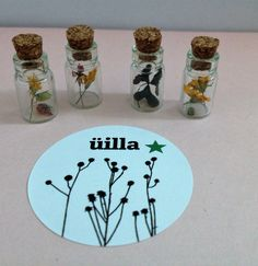décoration miniature fleurs séchées : üilla-design creations https://www.etsy.com/fr/shop/uilladesign?ref=hdr_shop_menu