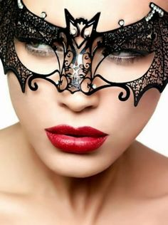 Galeria de fotos para tu blog o webpage: Woman Mask-Antifaz