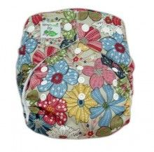 Tiny Tush Pocket Diaper $19.95   Love the rise on this diaper. It's great for taller babies and toddlers.