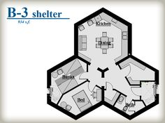 Beehive Shelter Systems – Honeycomb POD system