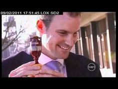 Funny Channel Ten News Report - England v Aust Ashes 2010-11