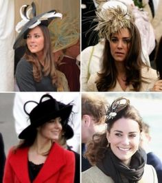 For my bridal shower I want an afternoon luncheon and we'll all wear British hats, sip tea and mimosas and eat cucumber sandwiches!