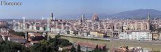 Florence is another city I'd love to visit in Italy.  I saw a show on the history channel about the art there, and it sounds amazing.