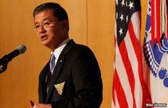 Shinseki pide perdón a los veteranos