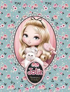 jolie blooming beauty style guide (by tatiferrigno)