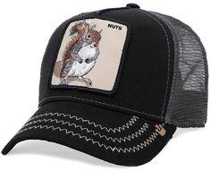 e228bd7f5a4 Goorin Brothers Squirrel Master Trucker Hat Mens Trucker Hat