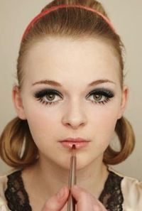 Mod Squad makeup. Check out this tutorial! Master the 60's Mod Squad look with makeup from Beauty.com.