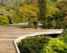 Marquise do Parque Ibirapuera, São Paulo, Brasil #3515