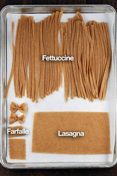 Learn how to make pasta from scratch using these basic techniques. Pasta making is a labor of love but the end result is worth it!