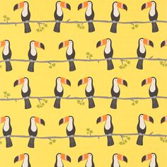 Style Library - The Premier Destination for Stylish and Quality British Design   Products   Terry Toucan (NSCK120464)   Guess Who? Fabrics