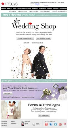 Bloomingdales wedding registry email 4 dec 2013 email auto bloomingdales wedding registry email 4 dec 2013 email autoregistrywish list pinterest junglespirit Images