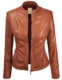 Lock and Love Women's Biker Chic Faux Leather Jacket L CAMEL Lock and Love http://www.amazon.com/dp/B00P2SGVIK/ref=cm_sw_r_pi_dp_h5MEub1QK8YDX