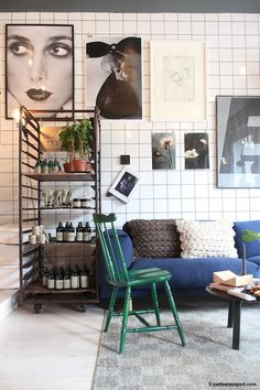 Lotta Agaton Stockholm by Petite Passport. amosaicos