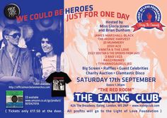 Have you booked your tickets yet? #marcbolan #glamrock #davidbowie #charity #school #gig #music #live #fundraiser